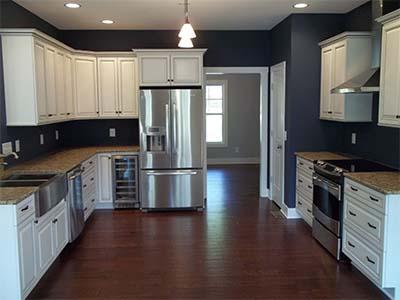 interiors & appliances, new kitchen