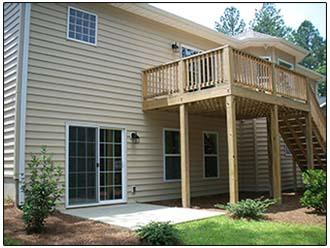 decks, patios & sunrooms