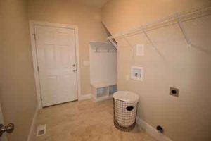 laundry room, placing the most important rooms in your home