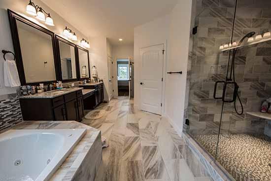 Designing Your Custom Bathroom - Pinehurst NC